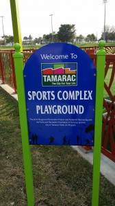 Tamarac Sports Complex Ribbon Cutting